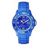 Ice-Watch - Ice Forever Blue - Reloj Azul para Hombre con Correa de Silicone - 000135 (Medium)