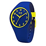 Ice-Watch - Ice Ola Kids Rocket - Reloj Azul para Niño con Correa de Silicone - 14427 (Small)
