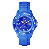 Ice-Watch - ICE forever Blue - Reloj blu para Hombre con Correa de silicona - 000135 (Medium)