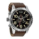 Nixon Reloj de Pulsera A124-019_Silver Tone