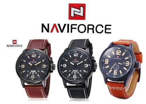 relojes naviforce precios
